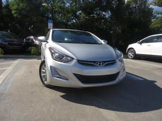 2015 Hyundai Elantra SE VE. SUNROOF. CAMERA. ALLOY. BLUTH SEFFNER, Florida 8