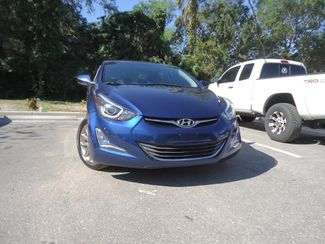 2015 Hyundai Elantra SE VE. SUNROOF. CAMERA. ALLOY. HTD SEATS SEFFNER, Florida 8