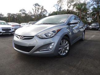 2015 Hyundai Elantra SE BACKUP CAMERA. ALLOY SEFFNER, Florida 4