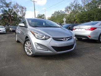 2015 Hyundai Elantra SE BACKUP CAMERA. ALLOY SEFFNER, Florida 7