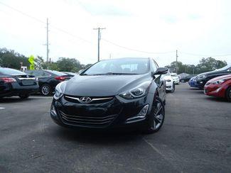 2015 Hyundai Elantra Limited SEFFNER, Florida