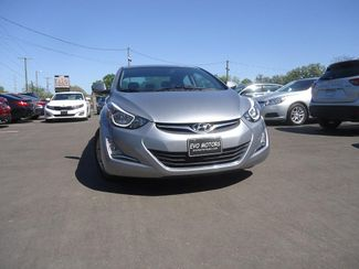 2015 Hyundai Elantra SE BACK UP CAM. ALLOY SEFFNER, Florida 10