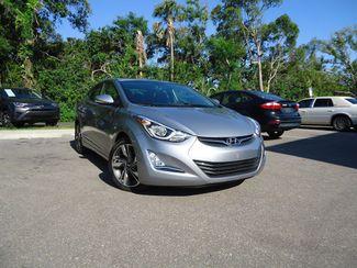 2015 Hyundai Elantra Limited ULTIMATE. NAVIGATION. SUNROOF SEFFNER, Florida 10