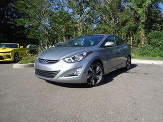 2015 Hyundai Elantra Limited ULTIMATE. NAVIGATION. SUNROOF SEFFNER, Florida 6