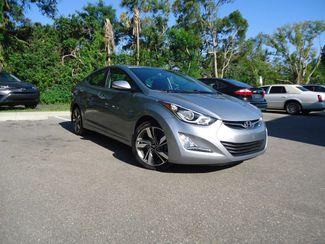 2015 Hyundai Elantra Limited ULTIMATE. NAVIGATION. SUNROOF SEFFNER, Florida 9