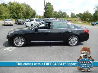 2015 Hyundai Equus in Harrisonburg VA