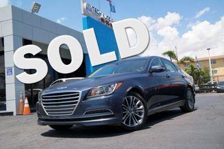 2015 Hyundai Genesis 3.8L Hialeah, Florida