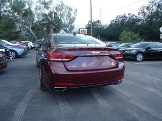 2015 Hyundai Genesis 3.8L PANORAMIC. NAVIGATION SEFFNER, Florida 10