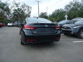2015 Hyundai Genesis 5.0L PANORAMIC. NAVIGATION SEFFNER, Florida 10