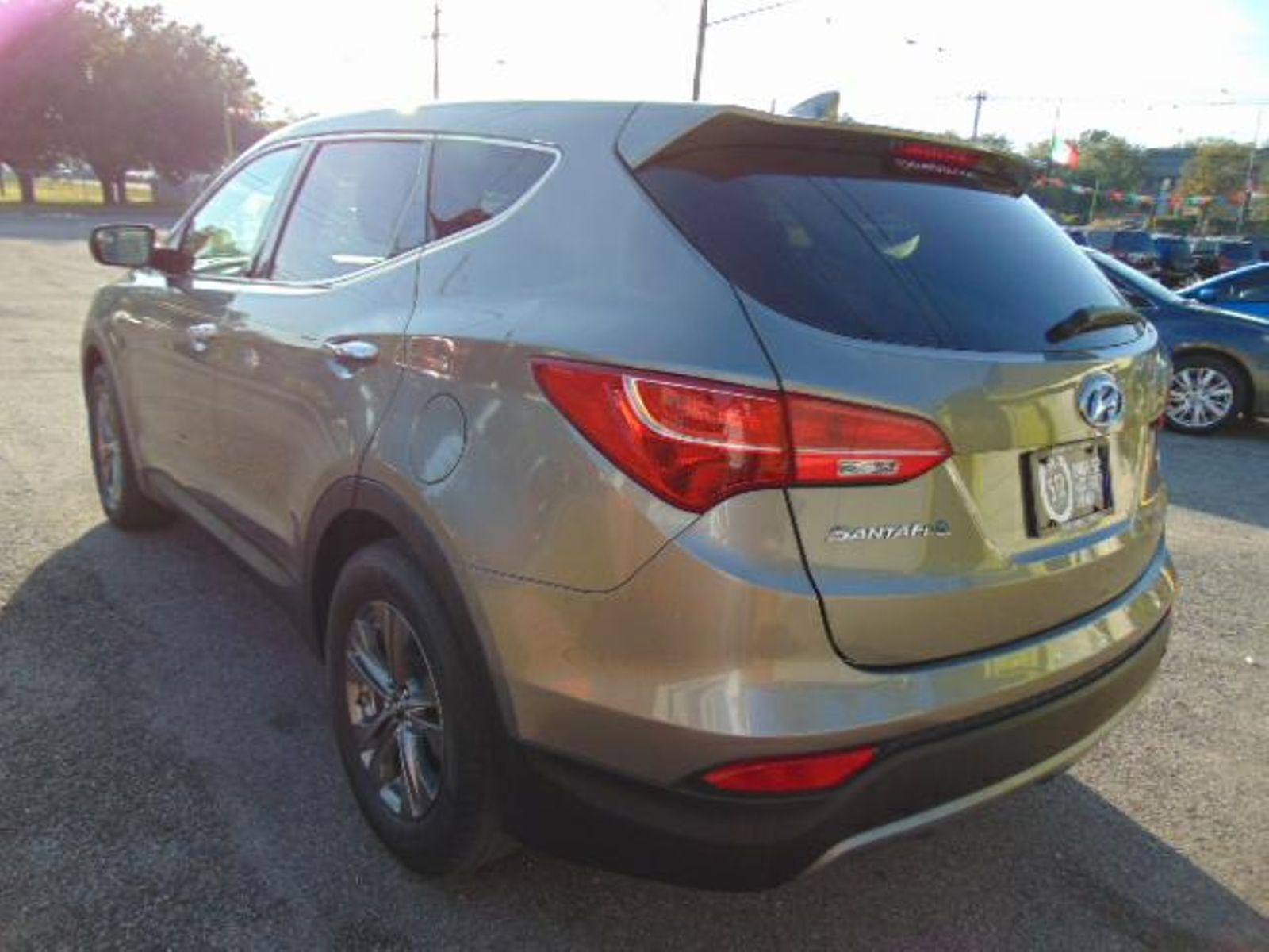 gls fe austin santa pictures gallery automakers hyundai photo