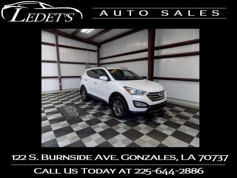 2015 Hyundai Santa Fe Sport  - Ledet's Auto Sales Gonzales_state_zip in Gonzales Louisiana