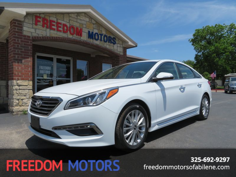 2015 Hyundai Sonata 2.4L Limited | Abilene, Texas | Freedom Motors  in Abilene Texas