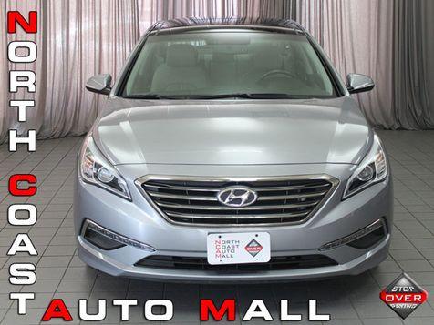 2015 Hyundai Sonata 4dr Sedan 2.4L Limited in Akron, OH
