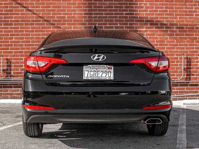 2015 Hyundai Sonata 2.4L SE Burbank, CA 3