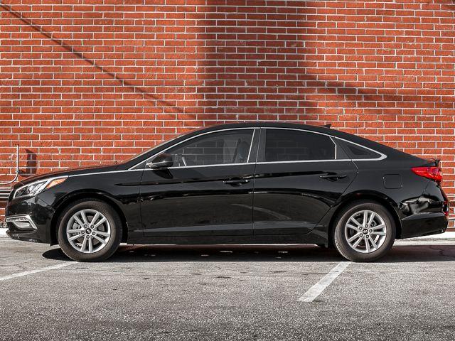 2015 Hyundai Sonata 2.4L SE Burbank, CA 5
