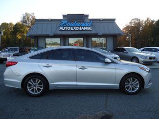 2015 Hyundai Sonata 2.4L SE Charlotte, North Carolina 3