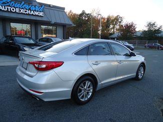 2015 Hyundai Sonata 2.4L SE Charlotte, North Carolina 4