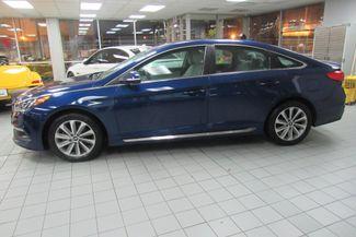 2015 Hyundai Sonata 2.4L Sport W/ BACK UP CAM Chicago, Illinois 3