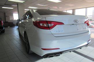 2015 Hyundai Sonata 2.0T Sport W/ BACK UP CAM Chicago, Illinois 4