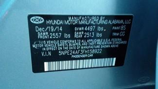 2015 Hyundai Sonata 2.4L SE East Haven, CT 32