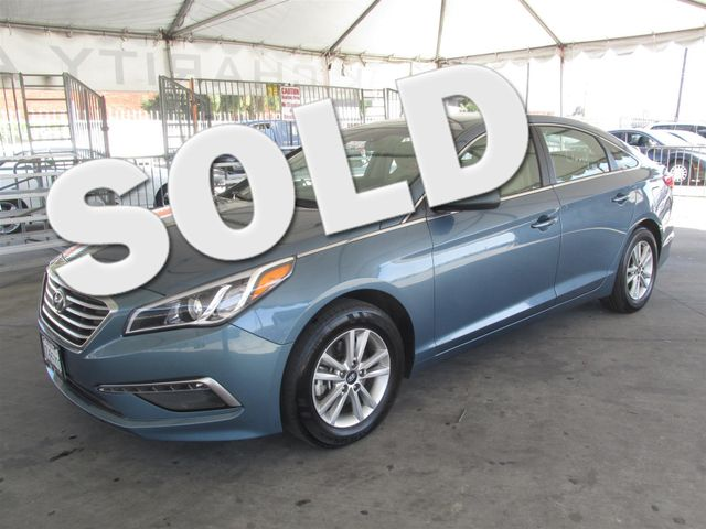 2015 Hyundai Sonata 24L SE This particular vehicle has a SALVAGE title Please call or email to c