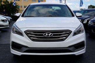 2015 Hyundai Sonata 2.4L Sport Hialeah, Florida 1