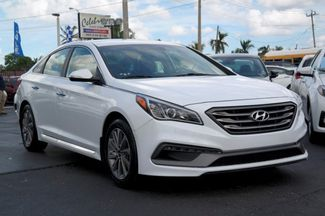 2015 Hyundai Sonata 2.4L Sport Hialeah, Florida 2