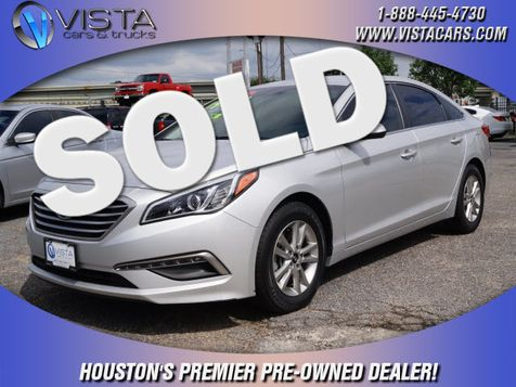 2015 Hyundai Sonata 2.4L SE in Houston, Texas