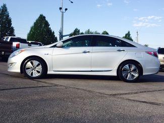 2015 Hyundai Sonata Hybrid Sedan LINDON, UT 1