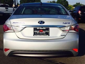2015 Hyundai Sonata Hybrid Sedan LINDON, UT 3