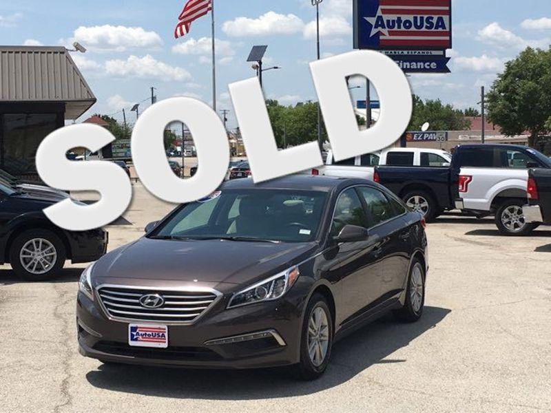 2015 Hyundai Sonata 2.4L SE | Irving, Texas | Auto USA in Irving Texas