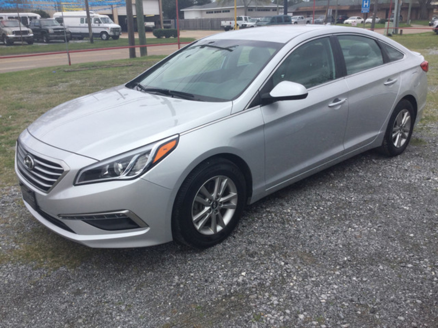 2015 hyundai sonata 24l se city louisiana billy navarre certified. Black Bedroom Furniture Sets. Home Design Ideas