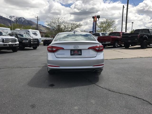 2015 Hyundai Sonata 2.4L SE Ogden, Utah 2