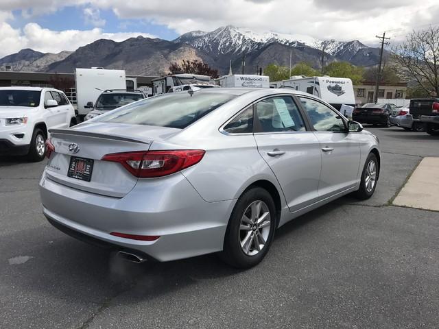 2015 Hyundai Sonata 2.4L SE Ogden, Utah 3