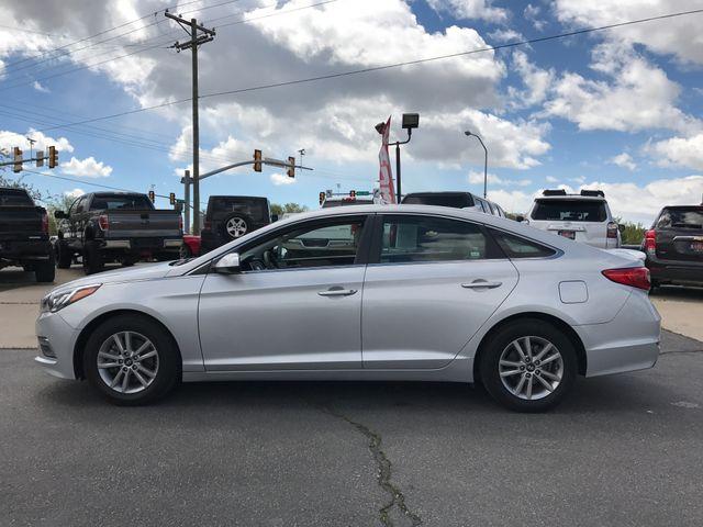 2015 Hyundai Sonata 2.4L SE Ogden, Utah 1