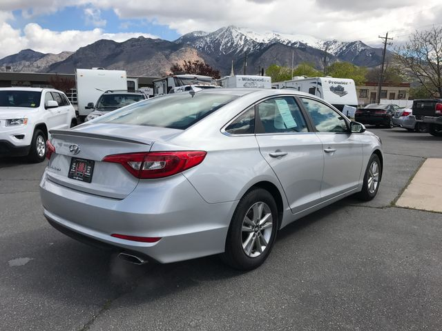 2015 Hyundai Sonata 2.4L SE Ogden, Utah 4