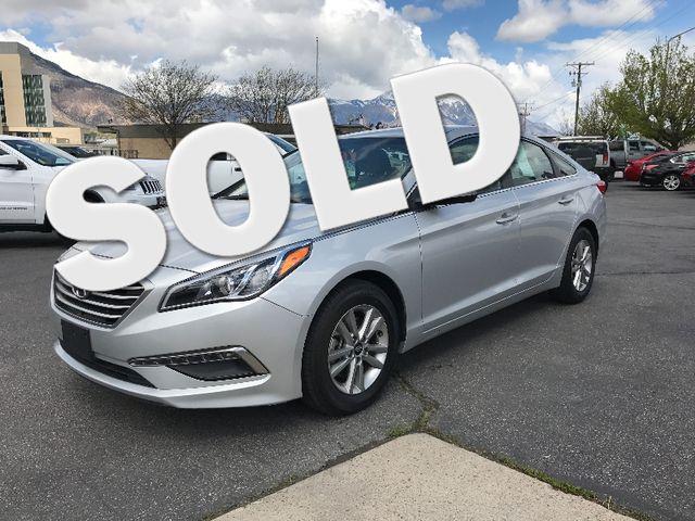 2015 Hyundai Sonata 2.4L SE Ogden, Utah 0