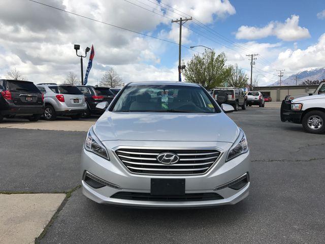 2015 Hyundai Sonata 2.4L SE Ogden, Utah 6