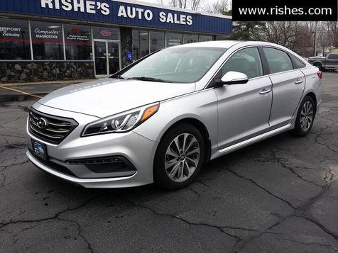 2015 Hyundai Sonata 2.4L Limited   Ogdensburg, New York   Rishe's Auto Sales in Ogdensburg, New York