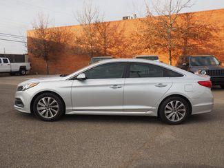 2015 Hyundai Sonata 2.4L Sport Pampa, Texas 1