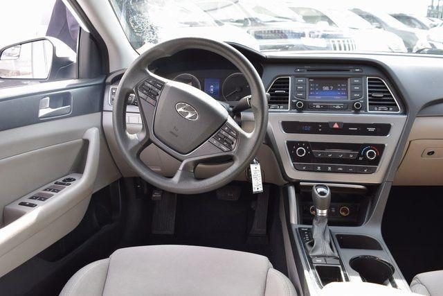 2015 Hyundai Sonata 2.4L Sport Richmond Hill, New York 18