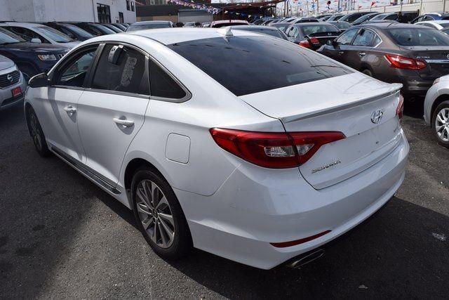 2015 Hyundai Sonata 2.4L Sport Richmond Hill, New York 7