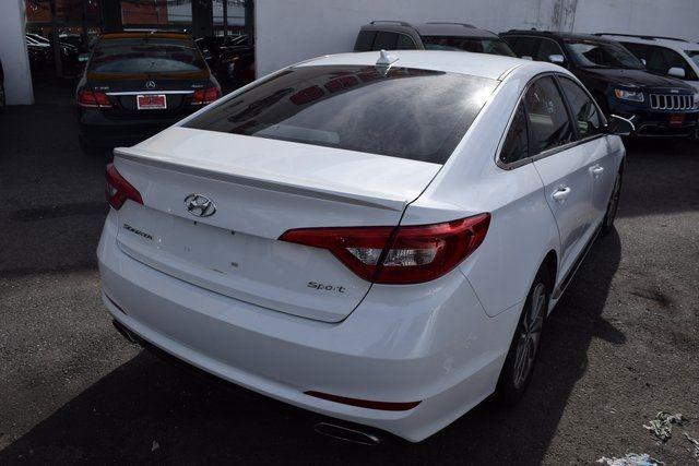 2015 Hyundai Sonata 2.4L Sport Richmond Hill, New York 8