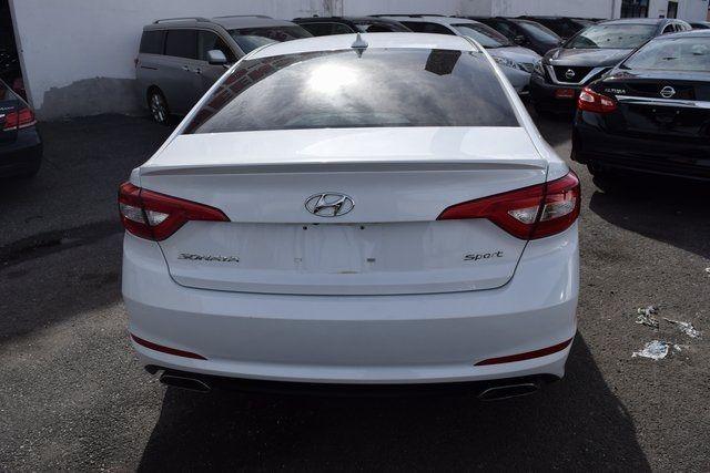 2015 Hyundai Sonata 2.4L Sport Richmond Hill, New York 9