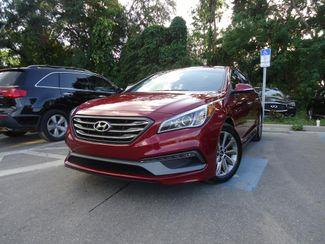 2015 Hyundai Sonata 2.4L Sport SEFFNER, Florida 4
