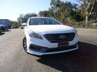 2015 Hyundai Sonata Sport SEFFNER, Florida 7