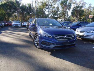 2015 Hyundai Sonata 2.4L Sport SEFFNER, Florida 6