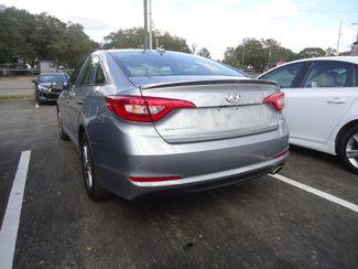 2015 Hyundai Sonata 2.4L SE SEFFNER, Florida 9