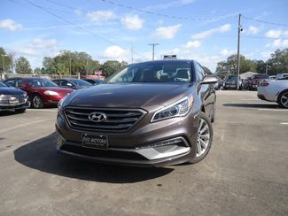 2015 Hyundai Sonata Sport SEFFNER, Florida