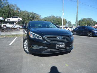 2015 Hyundai Sonata Limited. PANORAMIC. NAVIGATION SEFFNER, Florida 8